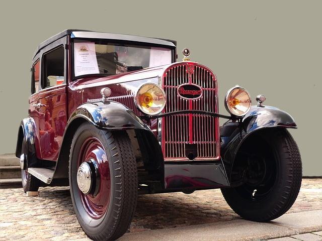 Los coches clásicos que resucitaroncon buen gusto