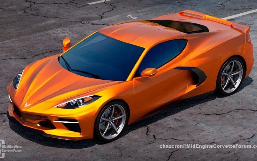 Corvette C8 estrenará el nuevo V8 LT2 atmosférico de GM