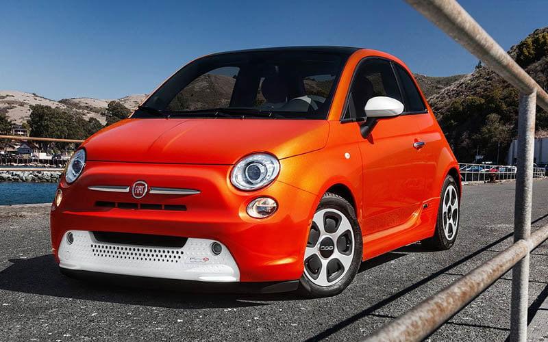 Fiat 500 eléctrico estará disponible en europa en el 2021