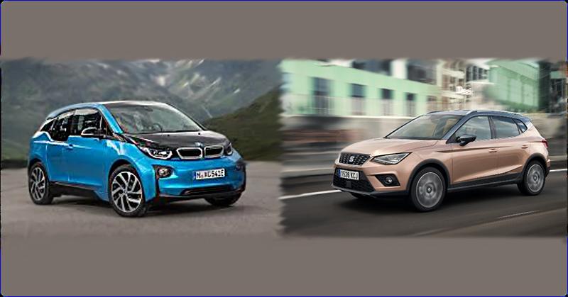 Los coches a combustión vs coches eléctricos