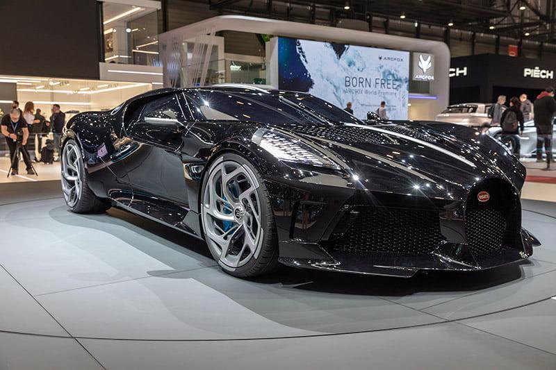"""""""La Voiture Noire"""" el coche más caro del mundo"""