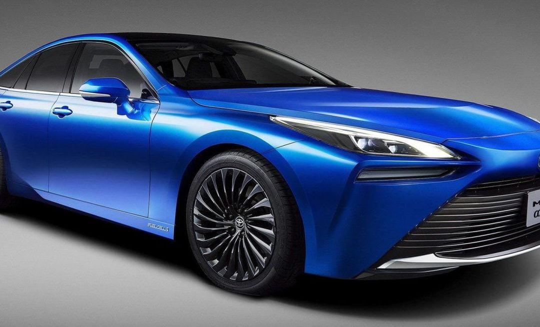 """Toyota Mirai… el """"apocalipsis now"""" para otros coches"""