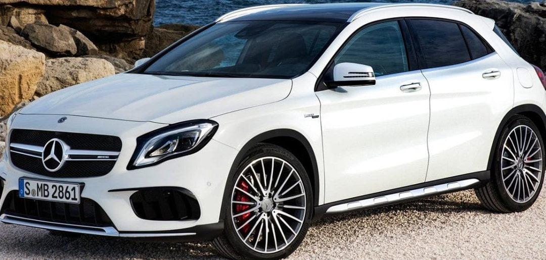 Mercedes Benz 133 años de evolución