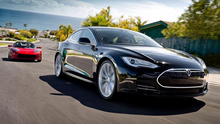 Coches Tesla en España