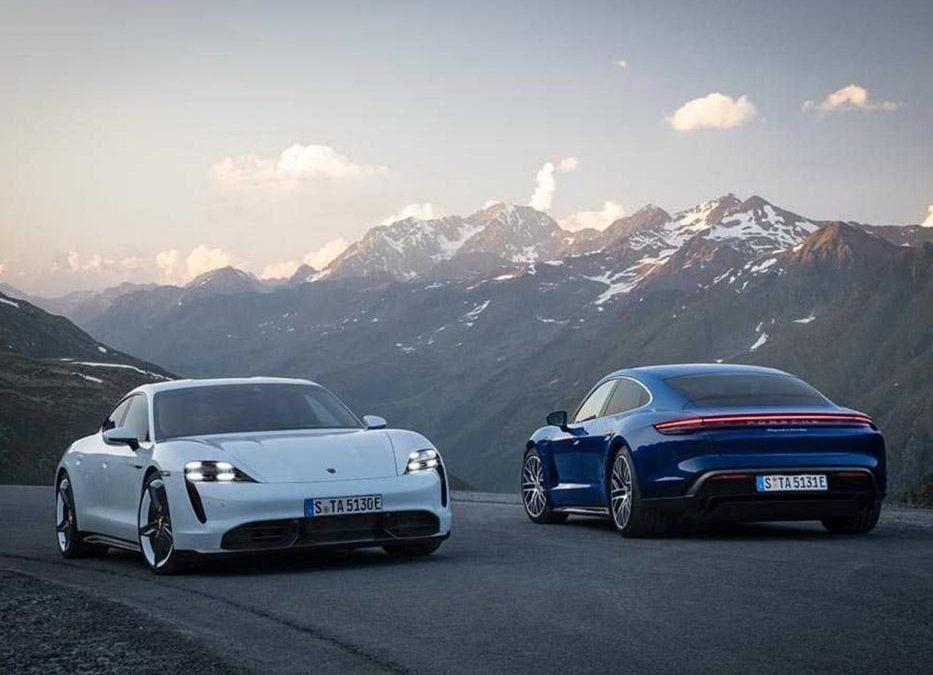 Grandes marcas presentan sus coches deportivos de lujo 100% eléctricos