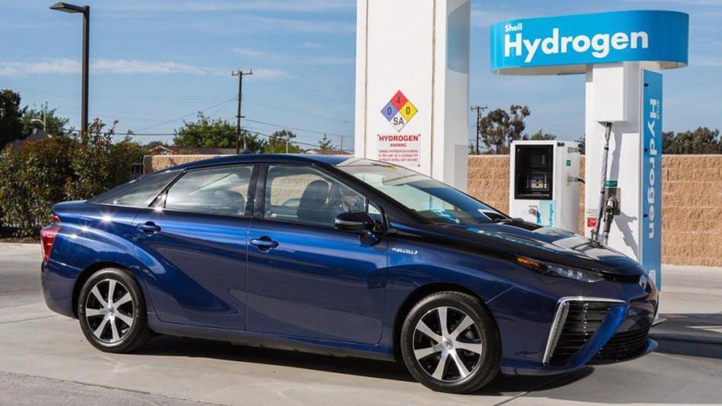 ¿Los coches de hidrógeno tienen futuro?