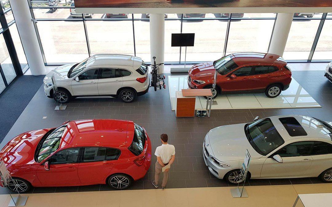 Las ventas de coches son afectadas por el Coronavirus